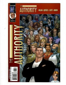 Lot of 12 The Authority Comics 13 14 15 16 17 18 19 20 21 22 23 Annual 2000 GK51