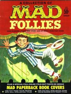 Mad Follies #1, VG (Stock photo)