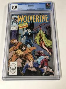 Wolverine (1988) #4 CGC 9.8