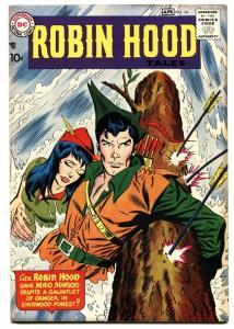 ROBIN HOOD TALES #14 Mohawk Valley Collection 1957 VF
