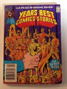 Blue Ribbon Digest Years Best Comics Stories Fn/VF