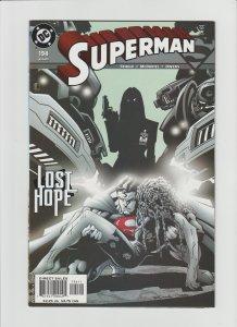 Superman 194 VF/NM 9.0 (2003, DC) McDaniel Art!