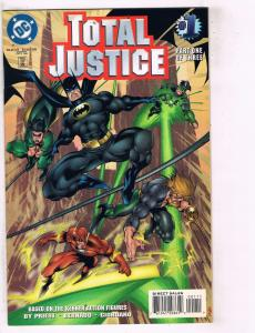 5 DC Comics # 0 1 (2) 2 14 Total Justice Extreme Justice The L.A.W. League J122
