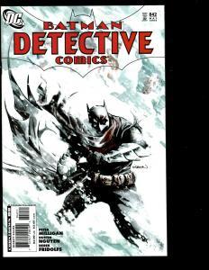 Lot of 9 Batman Detective DC Comics 850 849 848 847 845 844 843 842 841 SM11