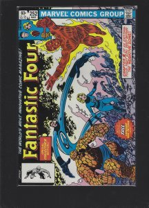 Fantastic Four #252 (1983)