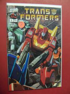 TRANSFORMERS  GENERATION 1 VOLUME 2  #4 VERY FINE/NEAR MINT 1ST PRINT