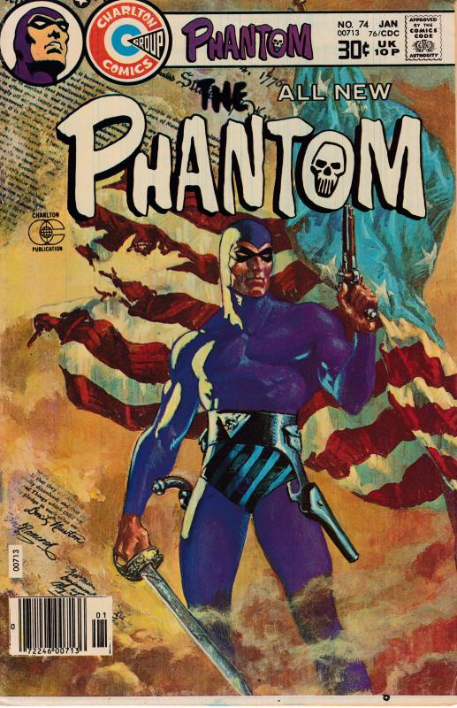The Phantom of 1776