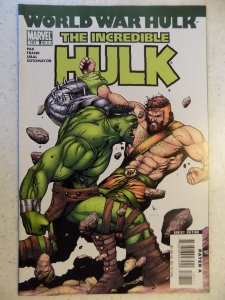 INCREDIBLE HULK # 107