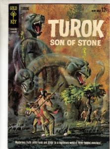 Turok Son of Stone #31 (Feb-63) VF High-Grade Turok, Andar