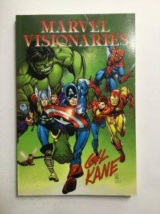 Marvel Visionaries Gil Kane Tpb Softcover Sc Near Mint Nm Marvel