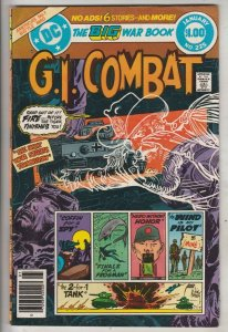 G.I. Combat #225 (Jan-81) NM- High-Grade The Haunted Tank