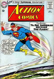 Action Comics #314 VG; DC   low grade comic - save on shipping - details inside