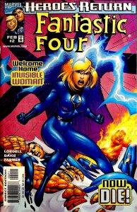 Fantastic Four #2 (1998)