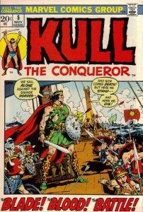 Kull The Conqueror #5 (ungraded) stock photo ID# B-10