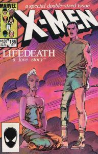 Uncanny X-Men, The #186 VF/NM; Marvel | save on shipping - details inside