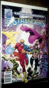 STRANGERS #1, NM, Ultraverse, Malibu Comics, 1993  more Indies in store