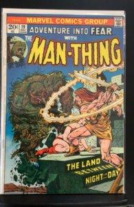 Adventure into Fear #19 (1973)