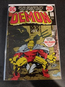 DEMON #9 HIGH GRADE