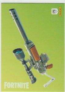 Fortnite Semi-Auto Sniper Rifle 108 Uncommon Weapon Panini 2019 trading card