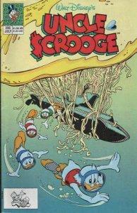 Walt Disney's Uncle Scrooge #256, NM (Stock photo)