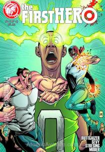 F1rst Hero #4 VF/NM; Action Lab | save on shipping - details inside