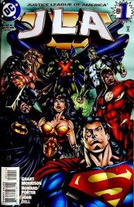 JLA #1 (1997)
