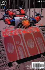 Orion (DC) #21 FN; DC | save on shipping - details inside