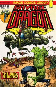 Savage Dragon, The #82 VF/NM; Image | save on shipping - details inside