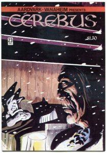 CEREBUS the AARDVARK 22 24 25 26, VF to NM-, Dave Sim, 1977, more in store, QXT