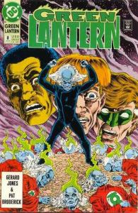 Green Lantern (1990 series) #8, VF (Stock photo)