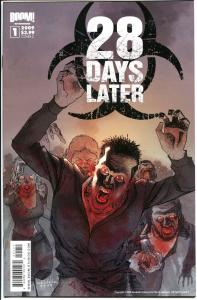 28 DAYS LATER 1, NM, Zombies, Horror, Walking Dead, 1st, 2009, more in r store