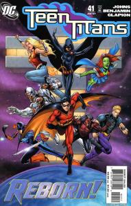 Teen Titans (3rd Series) #41 VF; DC   save on shipping - details inside