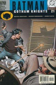 Batman: Gotham Knights #21 VF/NM; DC | save on shipping - details inside