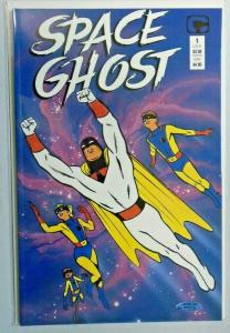 Space Ghost (Comico) #1, 8.0/VF (1987)