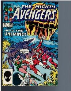 The Avengers #247 (1984)