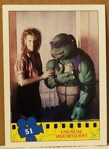 1990 Teenage Mutant Ninja Turtles Movie #51