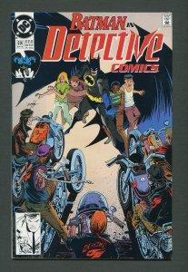 Detective Comics #614 / 9.2 NM-  May 1990