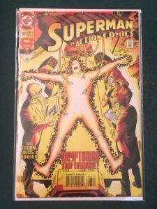Action Comics #693 Kryptonian No More!