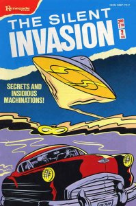 Silent Invasion, The #2 VF/NM; Renegade | save on shipping - details inside