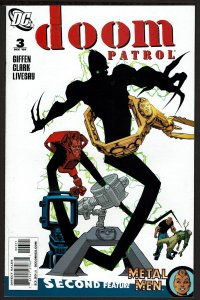 Doom Patrol #3  (Dec 2009, DC)  8.0 VF
