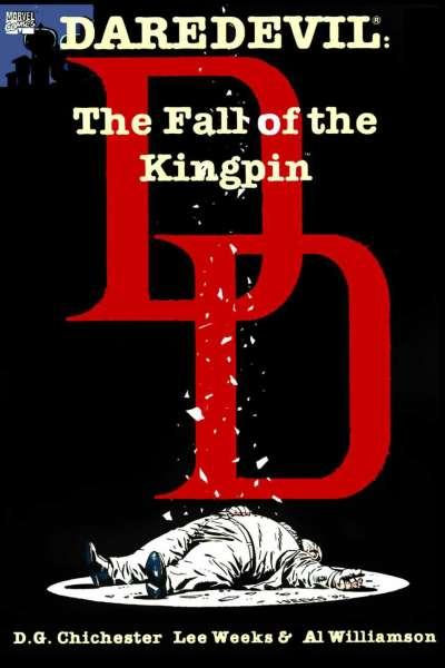 Daredevil: The Fall of the Kingpin Trade Paperback #1, NM- (Stock photo)