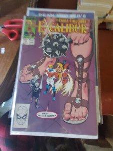 Excalibur #13 (1989)