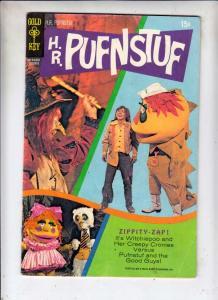 H.R. Pufnstuf #1 (Oct-70) VG Affordable-Grade H.R. Pufnstuf