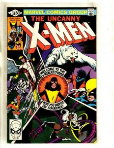 Uncanny X-Men # 139 VF Marvel Comic Book Angel Beast Wolverine Cyclops HY1