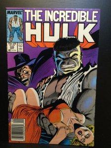 The Incredible Hulk #335 (1987)