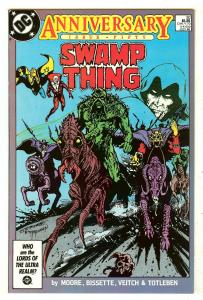 Swamp Thing 50   1st Justice League Dark