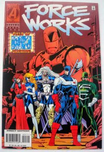 Force Works #21 (VF+) No Reserve! 1¢ auction! See more Marvel