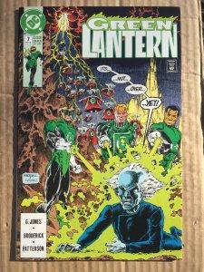 Green Lantern #7 (1990)