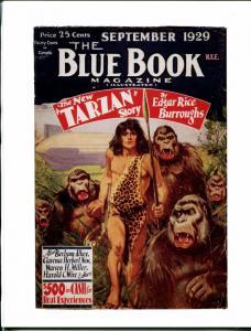 Burroughs Bulletin New Series #44 2000-ERB-Tarzan-J Allen St John-Hoban-VF