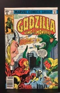 Godzilla #23 (1979)